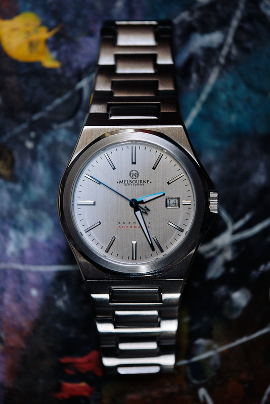 Picture of Melbourne Watch Company Burnley watch on esbjorn.com.au